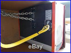 NEW KoneCranes CLX10C041100 Electric Chain Overhead Crane Hoist 1-Ton
