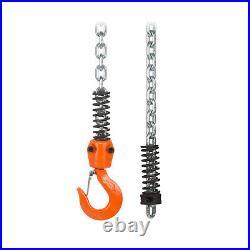 Prowinch 1/2 Ton Electric Chain Hoist Power Trolley 20 ft. G80 Chain M3/H2 11