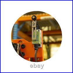 Prowinch 2 Ton Electric Chain Hoist Power Trolley 20 ft. FEC G80 Japan Chain