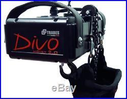 Trabes DIVO 2.0 Electric Chain Hoist 1 Ton, 68' lift Entertainment Rigging