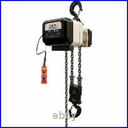 VOLT Series Electric Chain Hoist 20 Ft. Lift, 5 Ton, 3 Phase, 460V