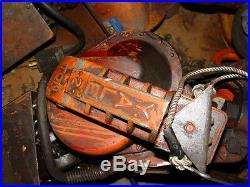 Yale 2 Ton Electric Chain Hoist Model # CL553RMGN Midgit King Electric Hoist