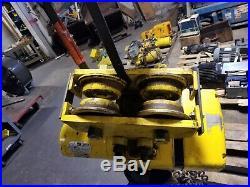 Yale 3 Ton Electric Chain Hoist 575 Vac 20' Lift 3 Phase Kel3-10lg10s3